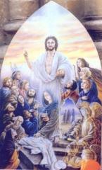 La Résurection du Christ - Marlène Sadran - Eglise de Salleboeuf (33370).jpg