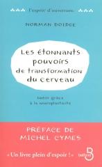 Les étonnants pouvoirs de transformation du cerveau - Norman  Doidge.epub.jpg